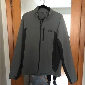 EUC Northface Men's Waterproof Jacket